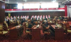 Laporan Hasil Reses Anggota Dewan Provinsi Bengkulu Masa Persidangan ke 2 tahun 2020