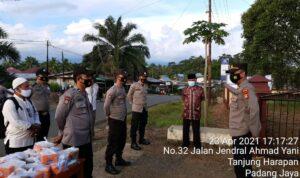 Polsek Padang Jaya Polda Bengkulu